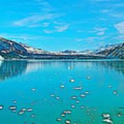 Glacier Bay National Park-alaska Art Print