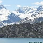 Glacier Bay National Park Art Print