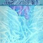 Glacier2 Art Print