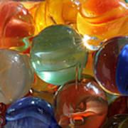 Glass In Glass 3 Art Print