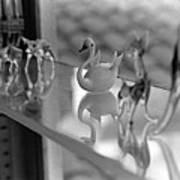 Glass Miniatures Art Print