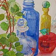 Glass Reunion Art Print