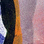 Glaze I Art Print