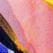Glaze Vi Art Print