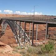 Glen Canyon Bridge Art Print