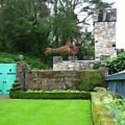 Glenveagh Garden Gate Art Print