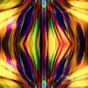 Glo Bright Art Print