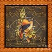 Glorious Birds-a2 Art Print
