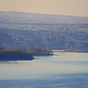 Glorious Morning On Lough Eske - Donegal Ireland Art Print