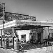Glory Days Of Route 66 Art Print