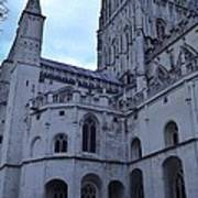 Gloucester Cathedral 2 Art Print