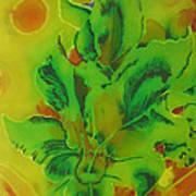 Glowing Kanas Art Print