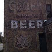 Gluek Beer Art Print