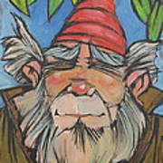 Gnome 2 Art Print