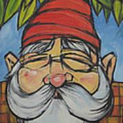 Gnome 5 Art Print