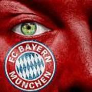 Go Fc Bayern Munchen Art Print