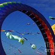 Go Fly A Kite 2 Art Print