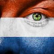 Go Holland Art Print