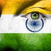 Go India Art Print