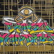 God Save Vandals Art Print