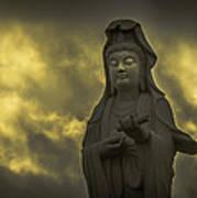 Goddess Of Mercy Art Print