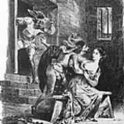 Goethe: Doctor Faust Art Print