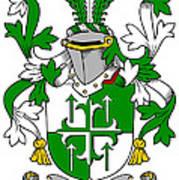 Gogarty Coat Of Arms Irish Art Print