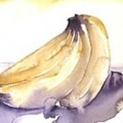 Going Bananas 1 Art Print