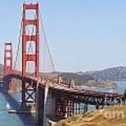 Golden Gate 8055 Art Print