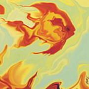 Goldfish 1 Art Print