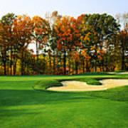 Golf Course, Great Bear Golf Club Art Print
