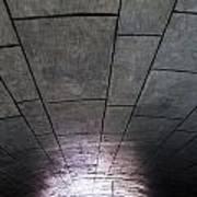 Gondola Ride Tunnel Art Print