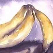 Gone Bananas 2 Art Print