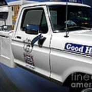 Good Humor Ice Cream Truck 02 Art Print