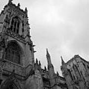 Gothic Appearance Art Print