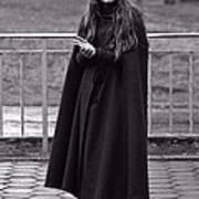 Gothic Miss Art Print