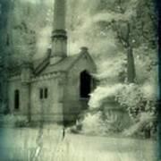 Gothic Splendor Art Print