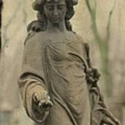 Gothic Stone Art Print
