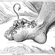 Gout, 1799 Art Print