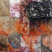 Grace And Chaos Art Print