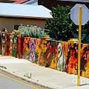 Graffiti   Art Print by Bobby Mandal