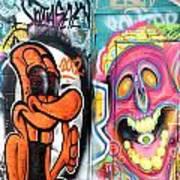 Graffiti 10 Art Print