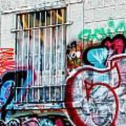 Graffiti 14 Art Print