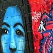 Graffiti 15 Art Print