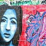 Graffiti 9 Art Print