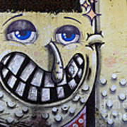 Graffiti Art Buenos Aires 1 Art Print