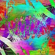 Graffiti Cubed 2 Art Print