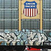 Graffiti II Art Print