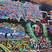 Graffiti Series 01 Art Print