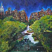 Gramercy Park Art Print
